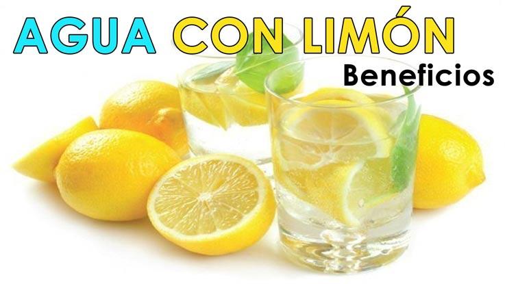 Qué Beneficios Tiene el Agua con Limón