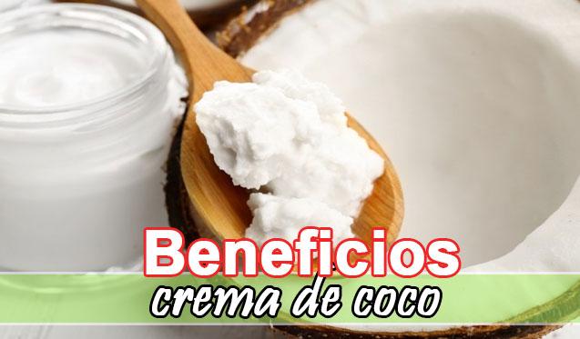 ¿Qué beneficios tiene la crema de coco? Vea sus partes interesantes