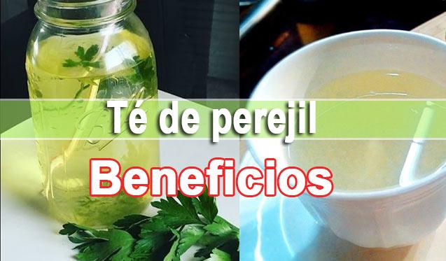¿Qué beneficios tiene el té de perejil en ti? Lo que no te contaron: