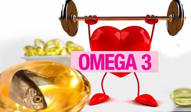 Ácidos grasos esenciales omega 3 y sus beneficios