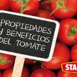 Propiedades del tomate y beneficios