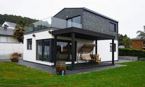 Beneficios de las casas prefabricadas