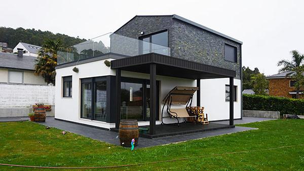 Los beneficios de las casas prefabricadas
