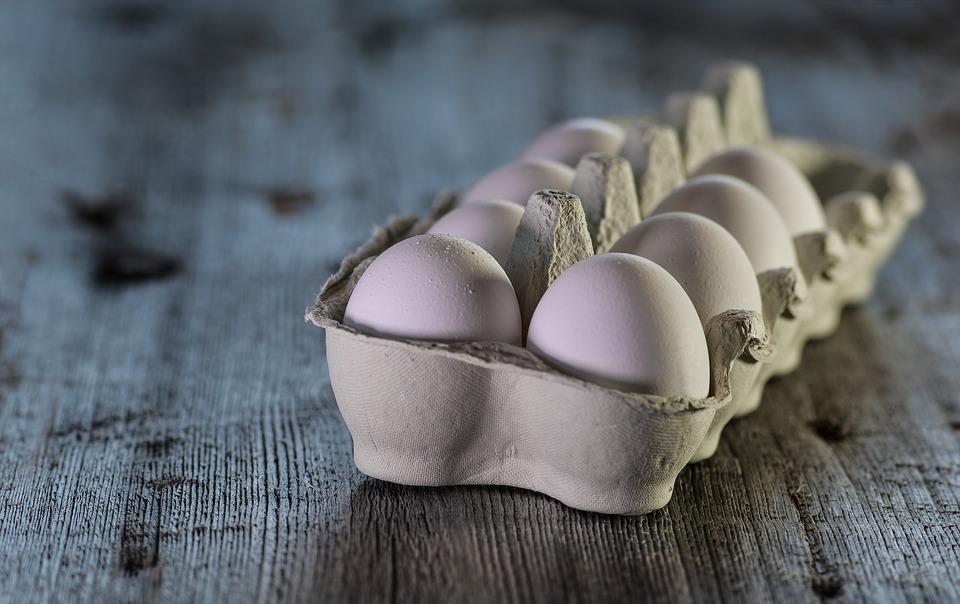 que beneficios tienen las claras de huevos