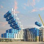 Beneficios de las construcciones modulares